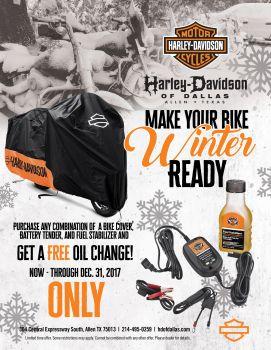 Make your Bike Winter Ready!