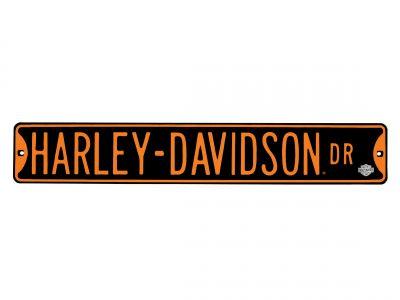 HD DRIVE STREET SIGN