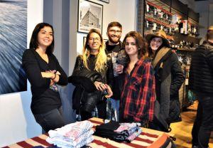 Soirée des 30 ans de la concession ATS Harley-Davidson Paris Bastille.