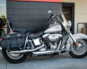 2009 Heritage Softail Classic