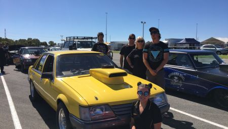 Sponsorship Profile | Kathy Regan - Drag Racing