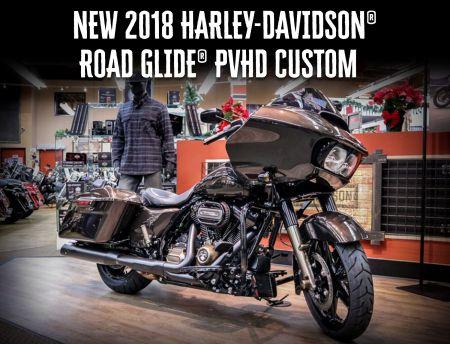 New PVHD Custom
