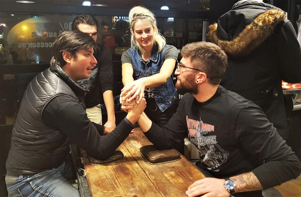 Soirée des 30 ans de la concession ATS Harley-Davidson Paris Bastille et Sailor Jerry