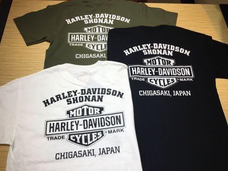 HD湘南Tシャツ入荷