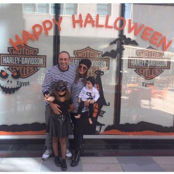 Harley-Davidson Egypt celebrates Halloween