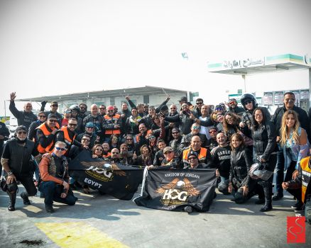 Nuba Ride - H.O.G Cairo Chapter