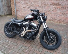 2016 X1200X Sportster Forty-Eight Customised