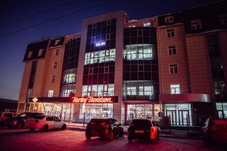 День рождения Harley-Davidson Красноярск