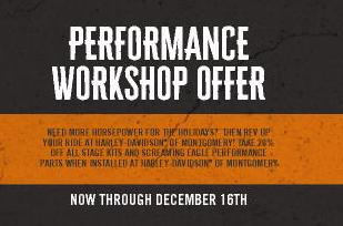 Performance Seminar Offer