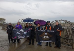 2017年12月・福岡県三連水車 HOGツーリング