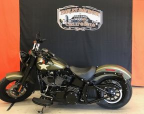 2017 Softail Slim S