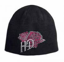 REVERSIBLE ROSE HAT