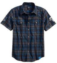 Рубашка с коротким рукавом 115 ANV