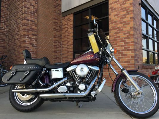 1996 FXDWG DYNA WIDE GLIDE