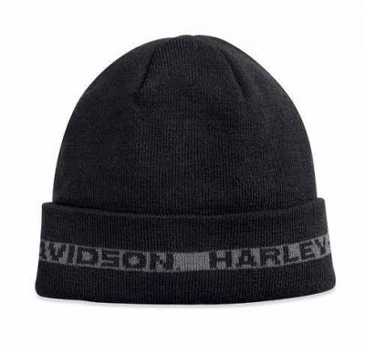 FLEECE LINED CUFFED KNIT HAT
