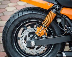 Harley-Davidson Street 750 Custom Battle of the Kings