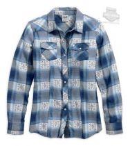 Рубашка JACQUARD
