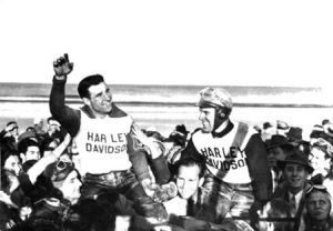 Former PVHD owner, AMA Hall of Fame Racer, Ben Campanale.