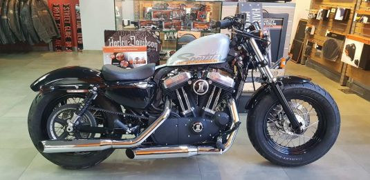 2011 XL1200X Forty Eight