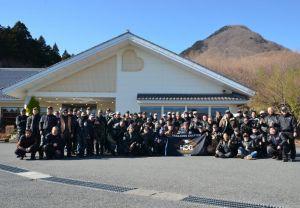 2017/12/10 水沢うどんツーリング