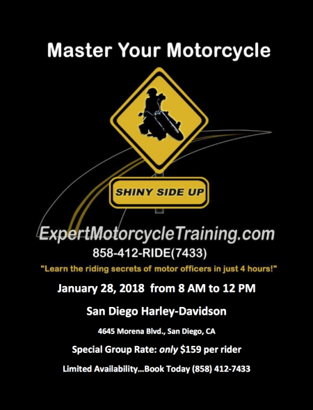 Master Your Motorcycle