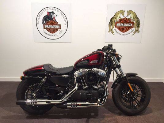 2017 SPORTSTER XL1200X FORTY EIGHT