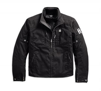 POWER WATER-RESISTANT TEXTILE RIDING JACKET
