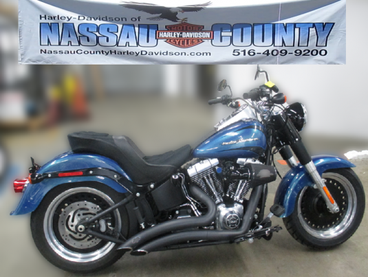 <CENTER>2014 HARLEY-DAVIDSON<BR>SOFTAIL FAT BOY LO<BR>