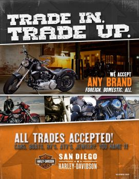Trade in, Trade Up!
