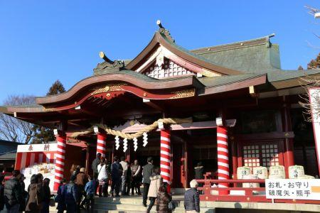 1月21日(日)新春・交通安全祈願ツーリングin笠間稲荷神社