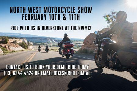 Richardson's Harley-Davidson® Rolling Road Show #1