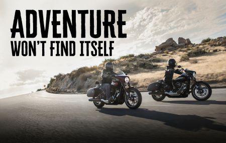 GET UP TO $3000 WHEN YOU TRADE UP FROM YOUR NON H-D® MOTORCYCLE!