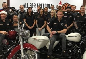 The Bike Works Team