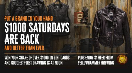 $1000 Saturdays are BACK!