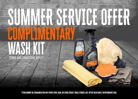 Summer Service Offer