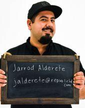 Jarrod Alderete