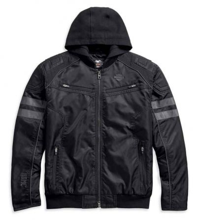 JKT-OUT,BOMBER,THINSULATE,BLK