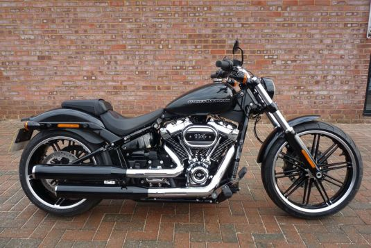 2018 FXBRS Softail Breakout 114, Full Screamin Eagle Stage One Ex Demonstrator
