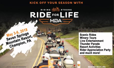 RIde For Life Packet Pick Up