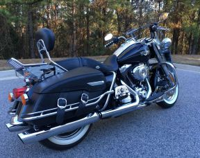 2012 Harley-Davidson FLHRC103 Road King Classic