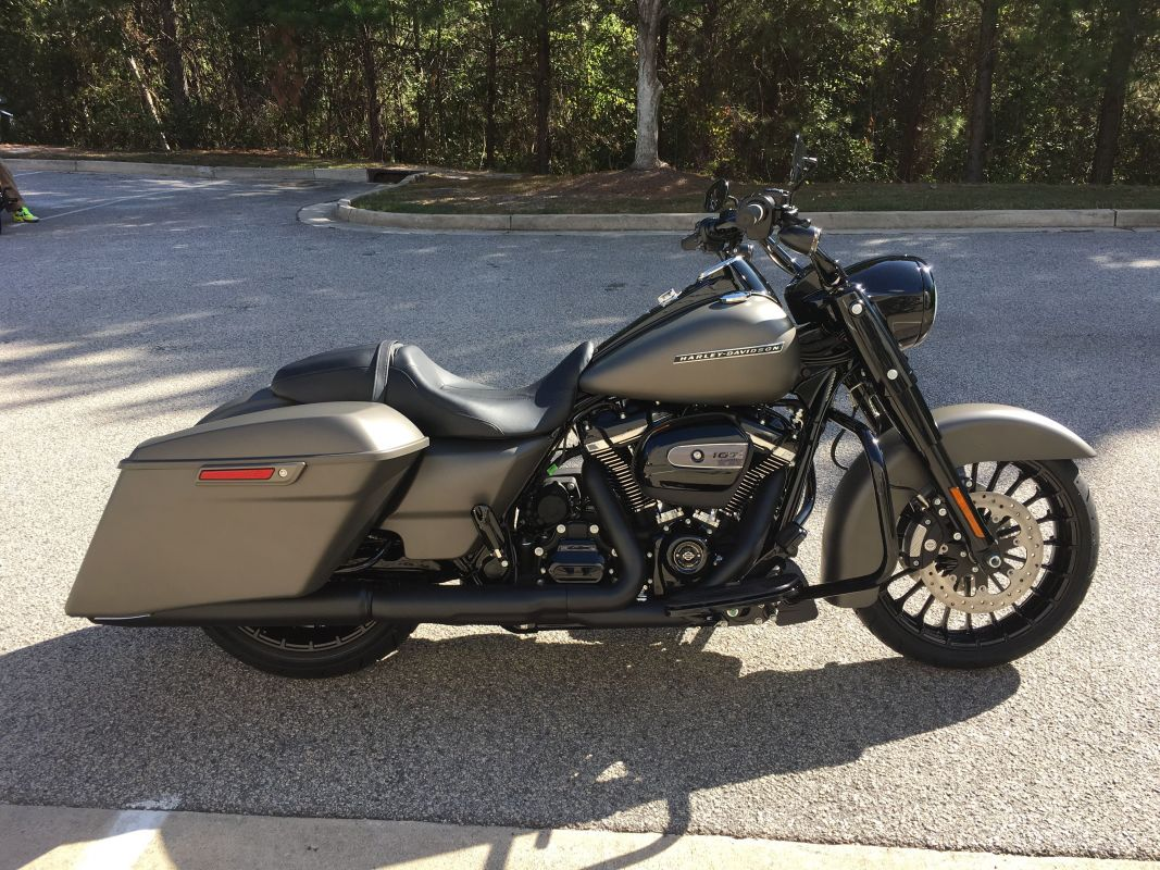 Pre Owned Harley Davidson Road King