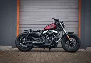 H-D® Forty Eight Custom
