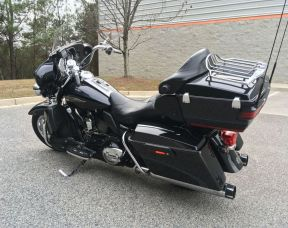 2013 Harley-Davidson FLHTCUSE CVO Ultra Classic Electra Glide