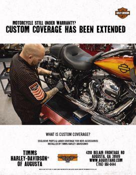 Custom Coverage Warranty