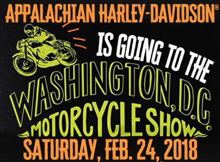 Bus Trip to the IMS Washington, DC Motorcycle Show