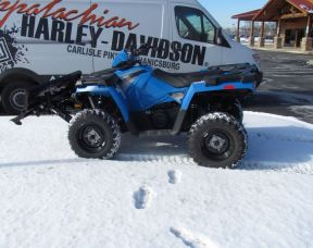 2016 Polaris Sportsman 450 HO