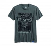 115TH ANNIVERSARY EAGLE SLIM FIT TEE