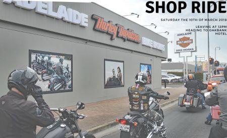 Shop Ride