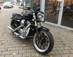 Harley-Davidson Sportster XL883L Super Low