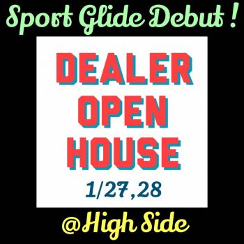 DEALER OPEN HOUSE on this weekend!!